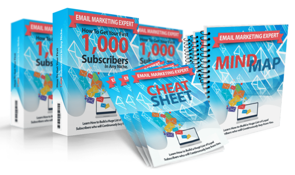 email marketing expert bundle graphic